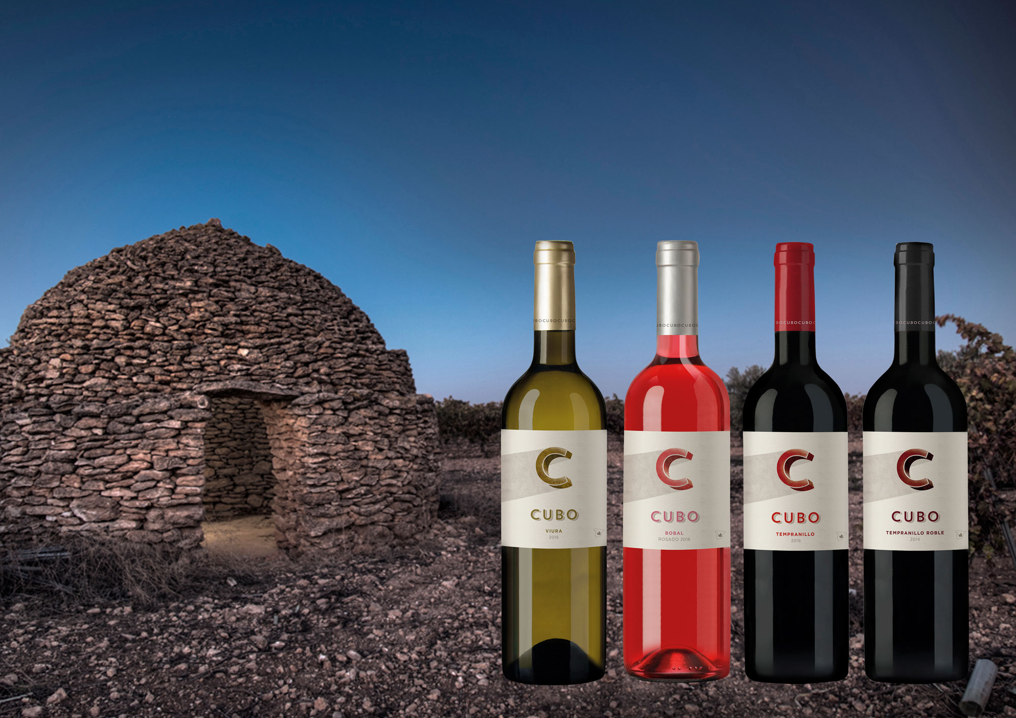 CUBO: WINES INSPIRED BY CULTURE AND LOCAL ARCHITECTURE